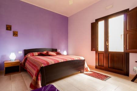 Lovelly Sicily Double Room with private bathroom - Bed & Breakfast