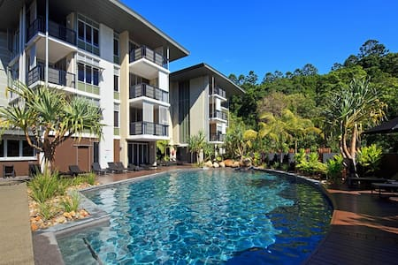 LUXURY COUPLES RETREAT NOOSA HEADS - Wohnung