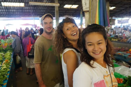 Thai Home Stay Experience