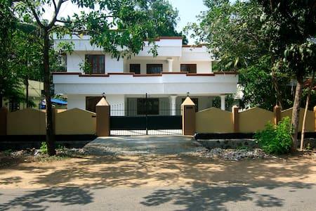 Sankar Nivas (Mullangathu House) - Kodungallur - Ház
