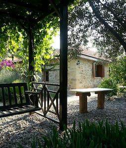 Aspendos/Antalya Village Home - Rumah
