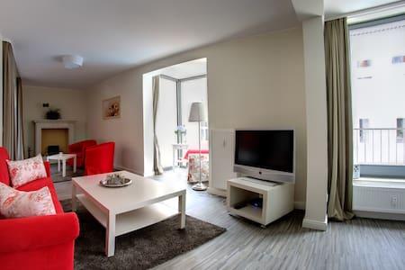Luxus City Apartment Domblick 2 - Schwerin - Pis