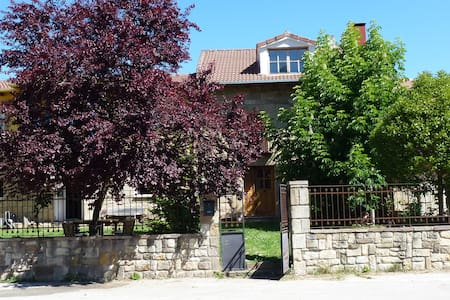 Bonita casa de campo en Alto Ebro. - San Martín de Elines - Huis