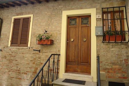Casa nel centro di Montepulciano