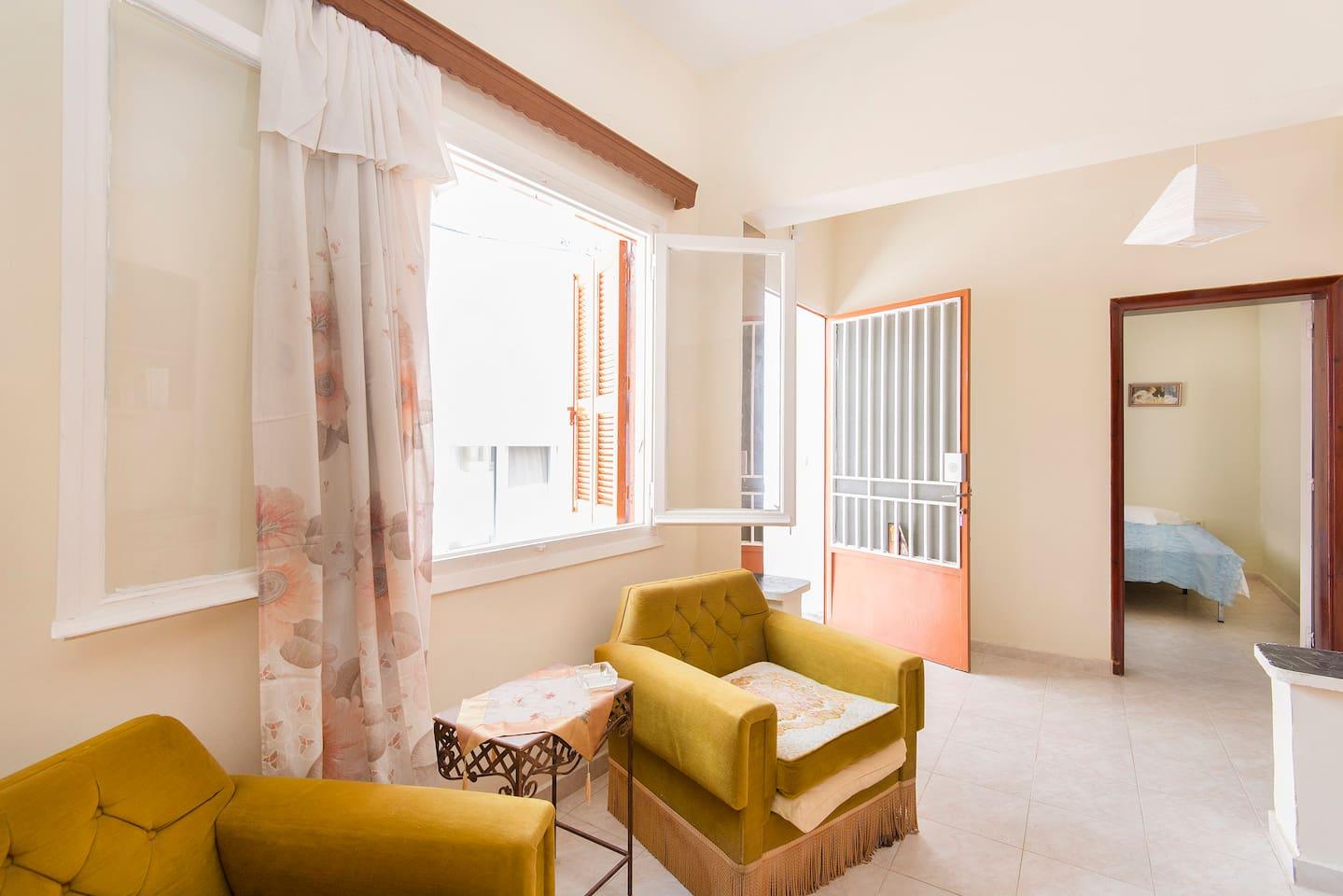 Renewed house in Afantou