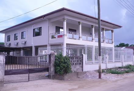 Luxe woning in Paramaribo