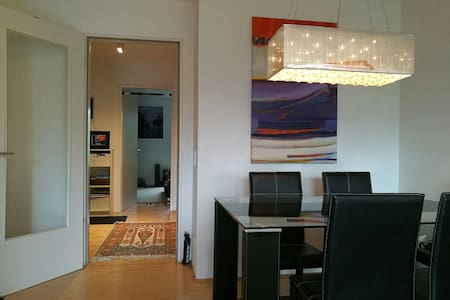 Sharing my practical apartment in Munich/Giesing - Monaco - Appartamento