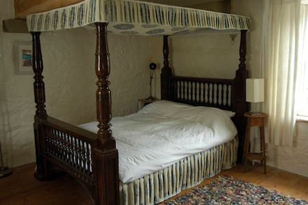 Double room in Old Coach House - Casa