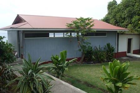 Hale Lawai'a Cottage-Kealakekua Bay - Σπίτι