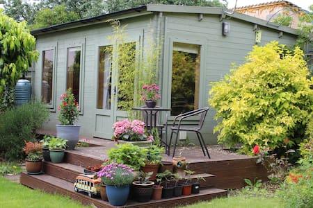Beautiful garden cabin - Oxford - Cabane