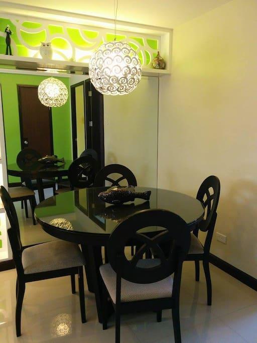 2 BR  furnished -Camella Bajada