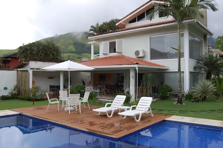Nice beach house at Angra dos Reis - Talo