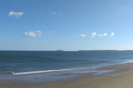 Comfortable Beachfront Apartment - Youghal