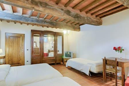 camera quadrupla - Arezzo - Apartment