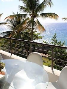 Luxury Apartment on Private Beach