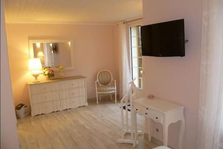 Chambre d'hôte à Plomeur (29 Finistère) - Plomeur - Rumah Tamu