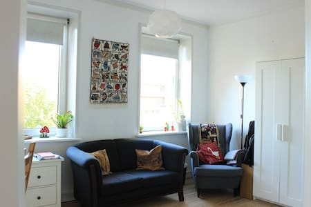 Convenient & Cosy apartment in Vejle Center - Vejle - Apartament