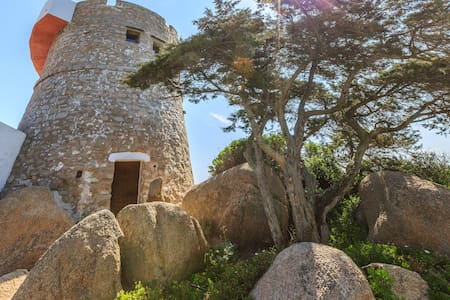 """Love Tower""on the Sea a jewel, wow - Santa Teresa di Gallura"