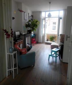 sfeervolle ruime bovenwoning 2slpk - Apartment