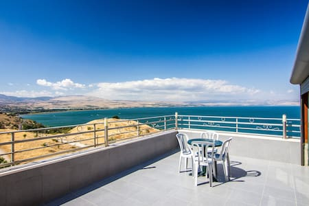 Kinneret Serenity- Luxury House - Тверия - Дом