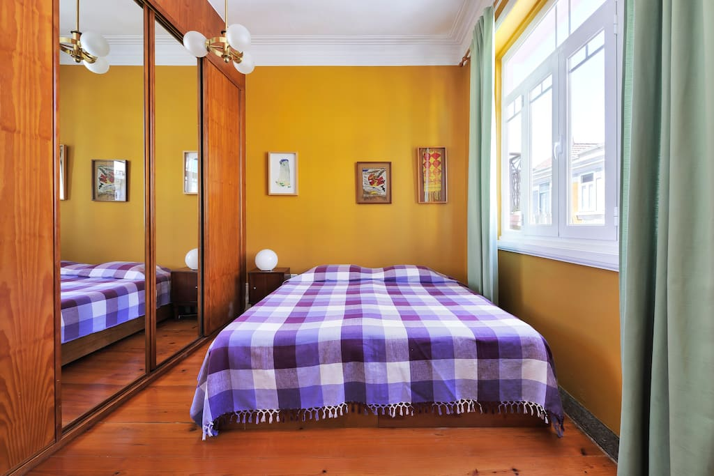 B & B Yoga garden 2 Beds Room