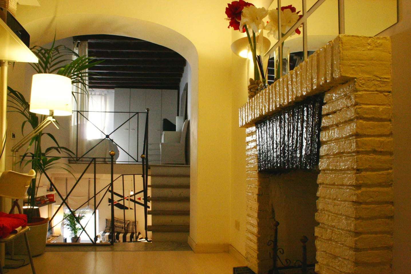 Roma loft in the best square ofRome