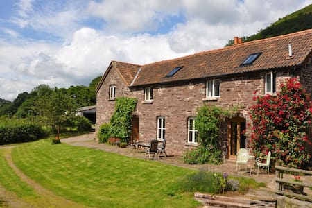 Flagstone Cottage, Broadley Farm - 애버게이브니(Abergavenny) - 단독주택