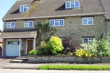 Stone House B & B Sulgrave Double Room - Bed & Breakfast
