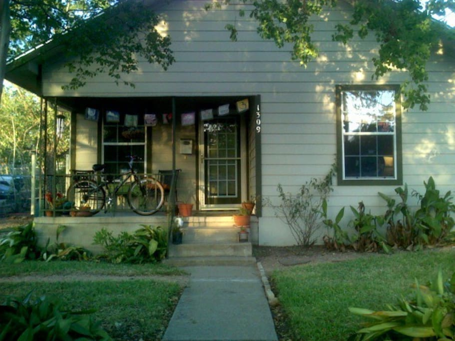 Front of house 2011
