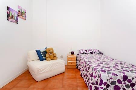 Habitación con baño privado - Apartemen