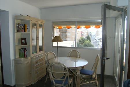 Cute appartment in Gandia Beach - Apartment
