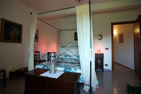 Da Marco Casa Vacanze Borgo Civita - Trevi Nel Lazio - House