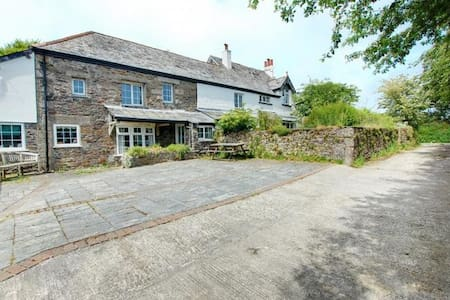 "Barn Cottage in ""Poldark"" country! - Rumah"