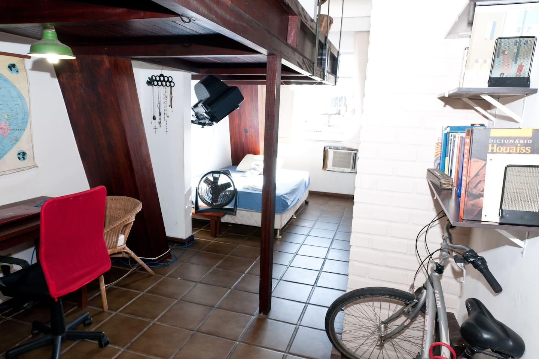 Charming flat in Copacabana /RJ