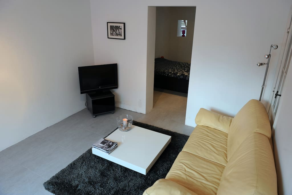 Cosy apartment in nice area Uccle