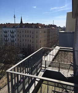 Rooftop Apartment in Central Mitte - Berlin - Apartment