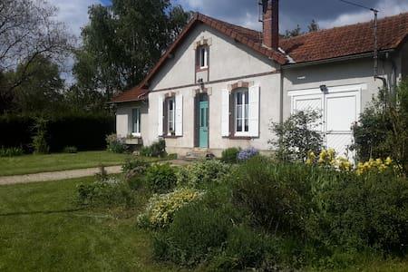 Découverte de l'Yonne - House