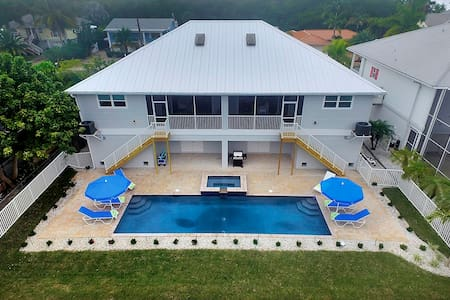 Villa Blue Heron I ~ Steps to Beach, Dining, FUN! - Fort Myers Beach - 別荘