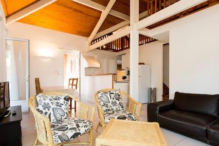Villa 6p Golf & Plage SOUSTONS /Vieux Boucau - Soustons