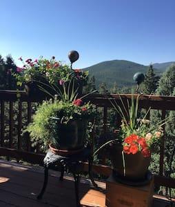 Charming mountain getaway - Evergreen - Hus