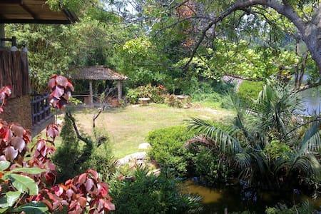 Eco Village Hideaway #1 - Casa