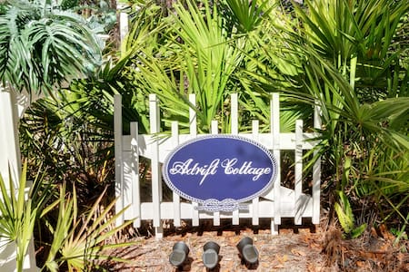 30A Dune Lake, waterfront apt, with Gulf access - Apartment