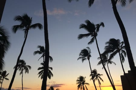 Maui Sunsets in Paradise at Maui Sunset Condos ! - Kihei - Condominium
