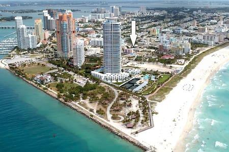 1 BDR MIAMI BEACH - SOUTH BEACH - Apartamento