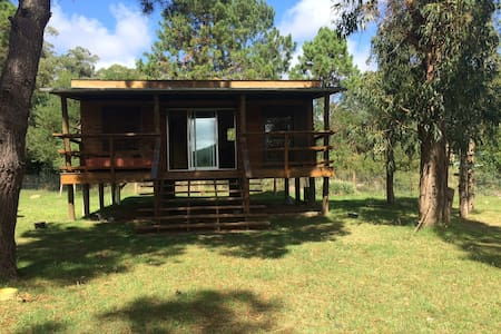 House in the woods of coastal Uruguay - Cabin