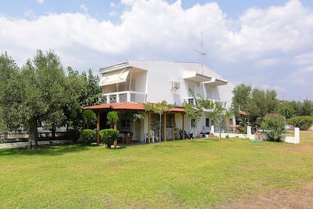 Maison Green Gerakini - Bungalow