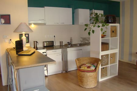 Chambre, appartement calme, terasse, métro - Ramonville-Saint-Agne - Kondominium
