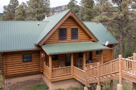 4 Bears Cabin, Ruidoso, NM - Cabane