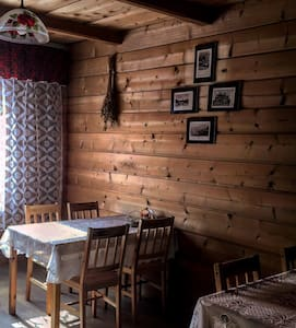 Cozy room by the mountains river - Białka Tatrzańska - House