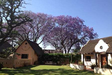 Umguza Rustic Charm near Bulawayo - Vila